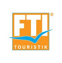 FTI, touristik, logo, partner, Reisen, Traumreisefabrik, traumreise, travel, agency,