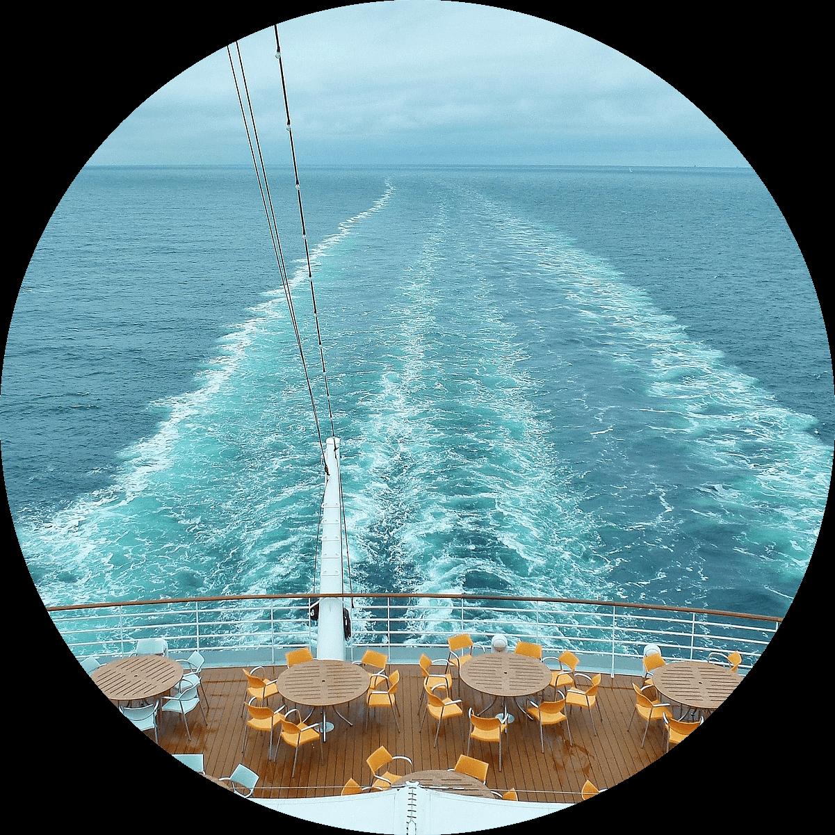 treffpunkt schiff aida mauritius